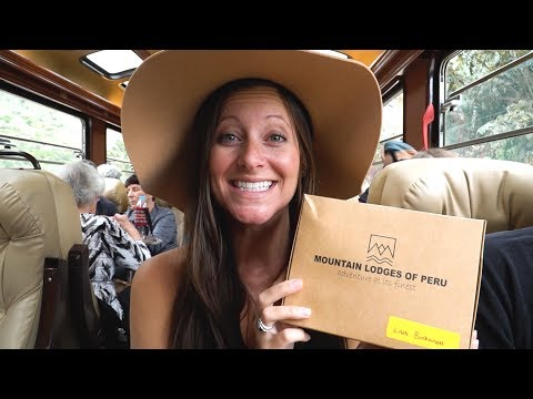 INCA RAIL TRAIN TO MACHU PICCHU | Day 4