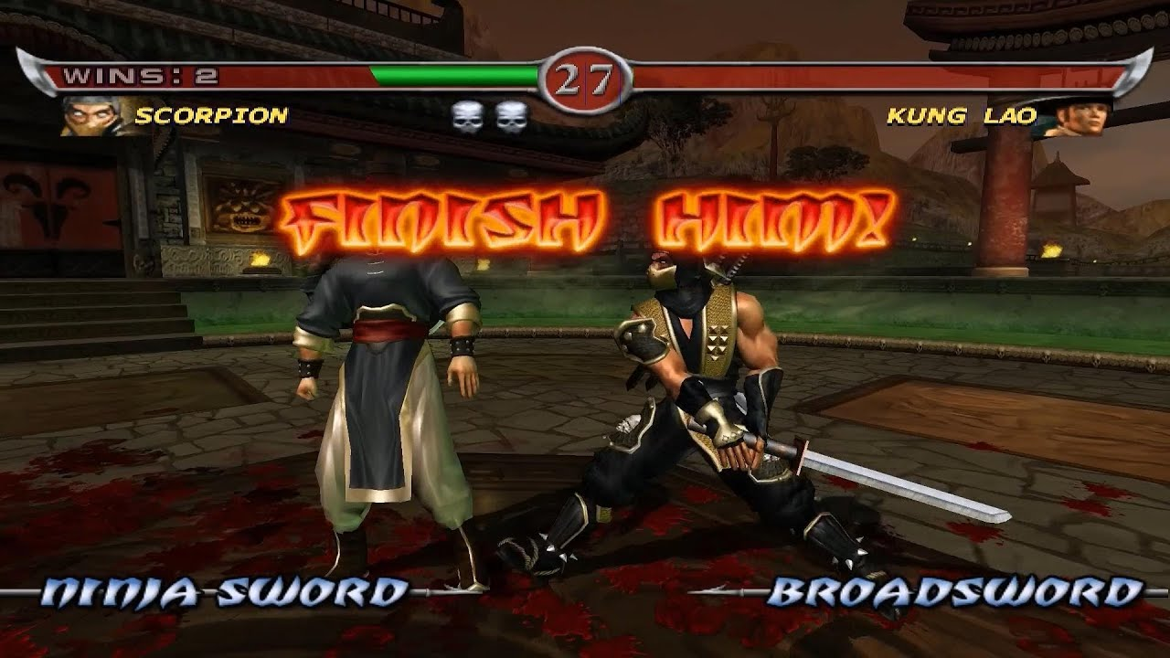 Dolphin Emulator 4 0 2   Mortal Kombat: Deadly Alliance [1080p HD]    Nintendo GameCube