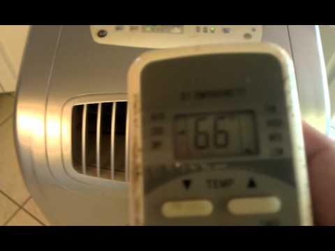 10,000 BTU Everstar Portable Air Conditioner
