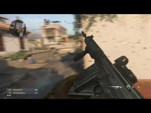 Call Of Duty Modern Warfare / Juego De Armas / Sin  Comentarios.