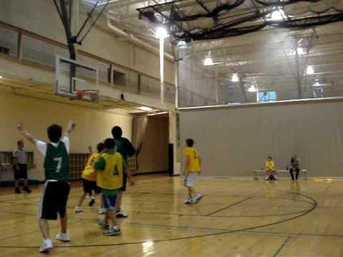 Ronan Brothers Basketball