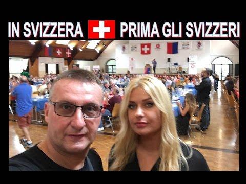 La Svizzera alla festa della Lega dei ticinesi
