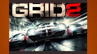 Grid 2 Gameplay PS3 {1080p 60fps}