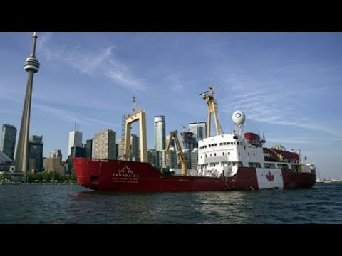 Canada 150 expedition: Ship travels from Toronto to Victoria via Northwest Passage