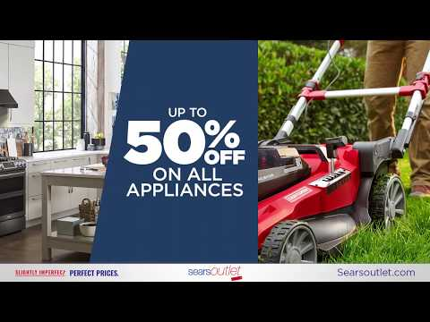 Common Problems Laundry by Sears Outlet Stores