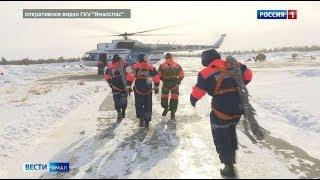 Спасатели Ямала находятся в полной боевой готовности