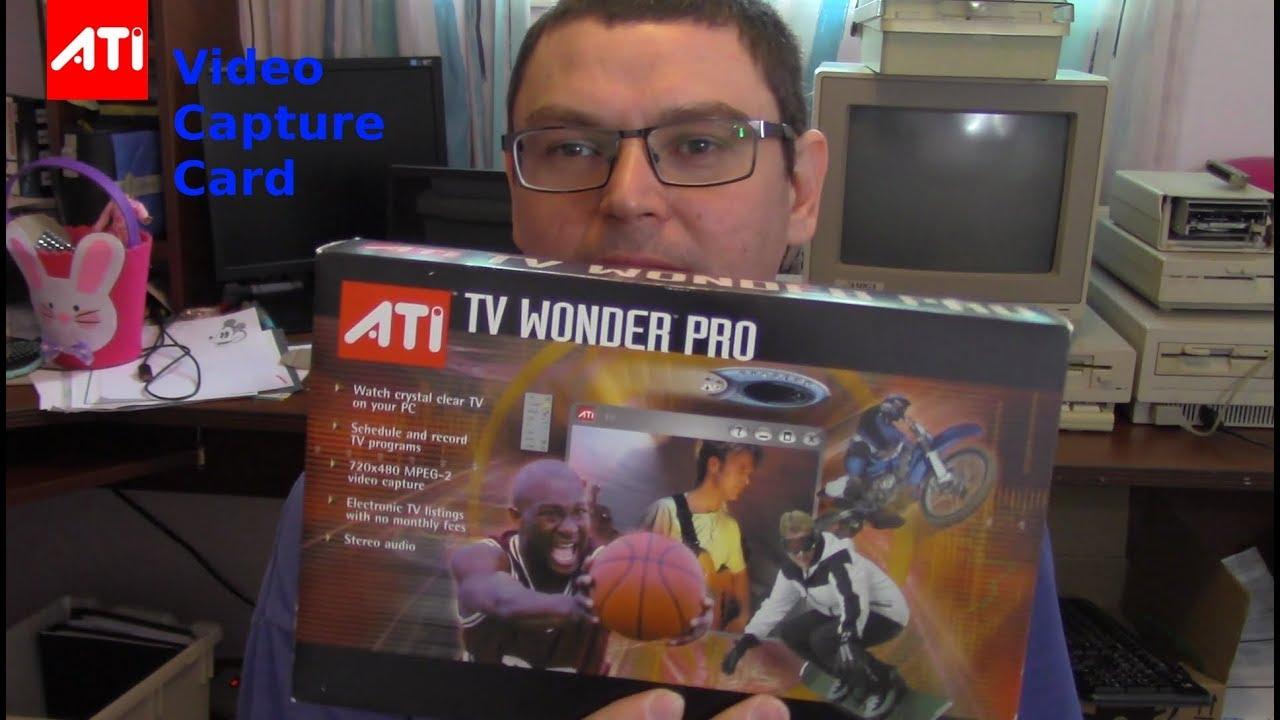 ATI TV Wonder Pro Drivers Download (2019)