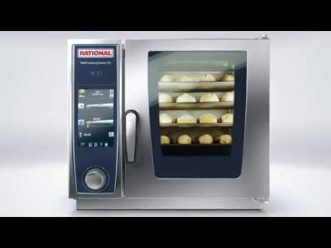 The new Rational SelfCooking Center XS - EN