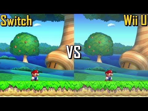 New Super Mario Bros U Deluxe Story Intro Opening Movie Nintendo