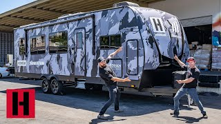 Hoonigan's Fully Customized Momentum Toy Hauler