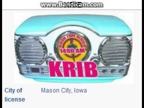 KRIB AM 1490 KRIB Mason City, IA TOTH ID at 3:00 p.m. 9/21/2014