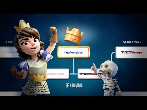 Clash Royale: How To Run Your Own Tournament