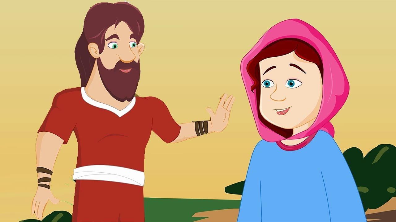 Download Samson and Delilah - Holy Tales Bible Stories Old Testament