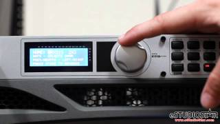 PASSIVE PA SET-UP.  DBX DRIVE RACK PA  + PLUS AUTO EQ TO TUNE SPEAKERS  (PART 4of4)