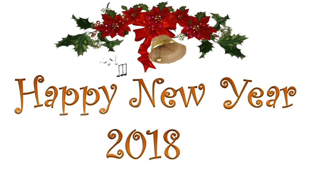 happy new year 2018 video wishes songs special status image gif 2018 new year