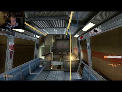 Dozkoz и Black Mesa. 1 стрим.
