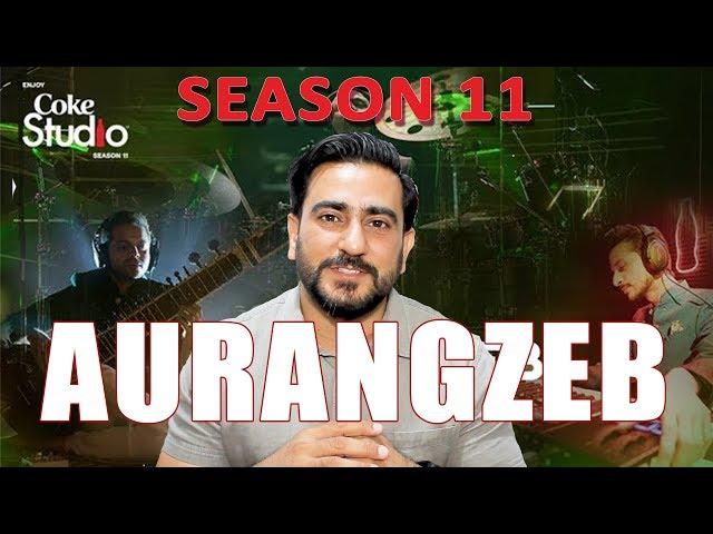 Aurangzeb - instrumental music | Mughal-e-Funk | Coke Studio Season 11 | Reaction