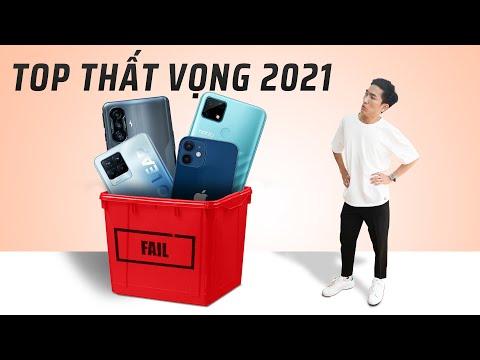Những smartphone đáng thất vọng nhất nửa đầu 2021