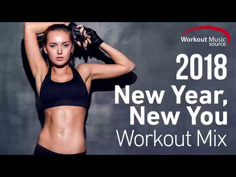 New Year, New You Workout Mix 2018  WOMS  Workout Music 2018  Best Fitness Music