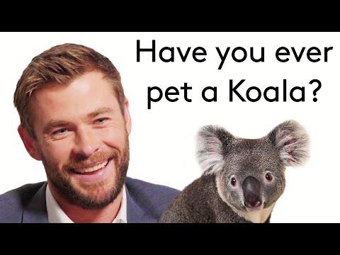 How Australian Is Chris Hemsworth? | Condé Nast Traveler