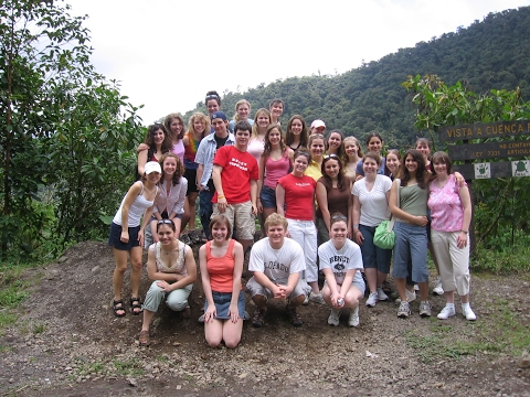 Benet Academy Costa Rica 2005