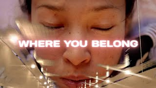 Little Dragon - 'Where You Belong' (Official Video)
