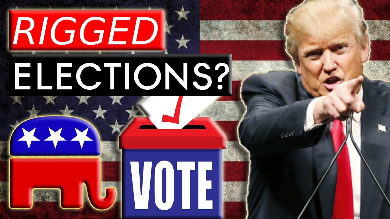 How Trump Could RIG the Election!