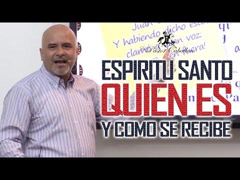 Espiritu Santo ¿Quién es y como se recibe?