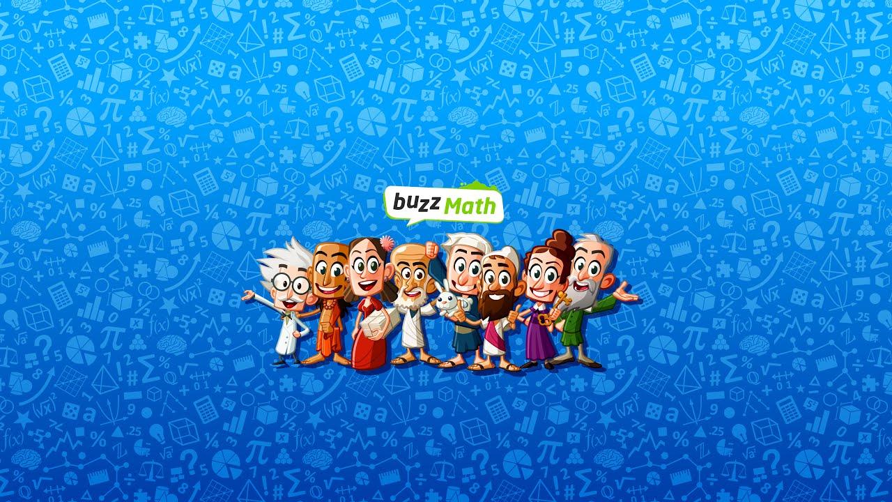 Buzzmath Live Stream