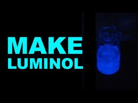 Make Luminol   The Abridged Guide   YouTube
