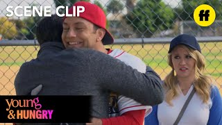 Young & Hungry | Season 5, Episode 5: Josh's Dad is Proud | Freeform