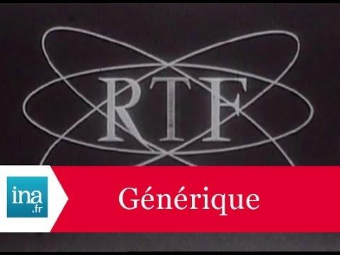 Bienvenue sur la Radio Télévision Française - Archive INA
