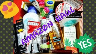 Affordable AMAZON HAUL! Makeup! Skincare! Haircare! Footcare!