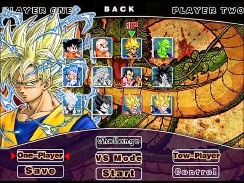 dragon ball fierce fighting 5