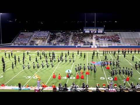 Round Rock High School Band 2010