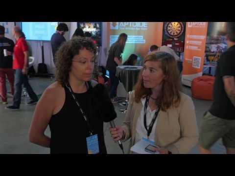 Flash Interview | Andreia Gaita | GitHub