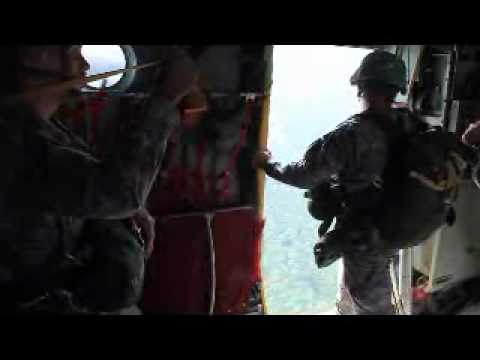 18TH AIRBORNE CORPS AIRDROP AUG 04 2010
