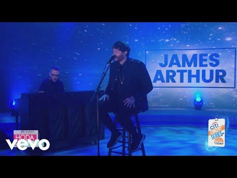 Смотреть клип James Arthur - Falling Like The Stars
