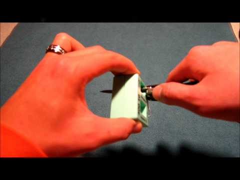 Home Made Magnet Magnetizer