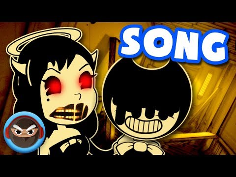 "Bendy and the Ink Machine Chapter 3 Song ""ANOTHER CHAPTER"" by TryHardNinja feat  Nina Zeitlin"
