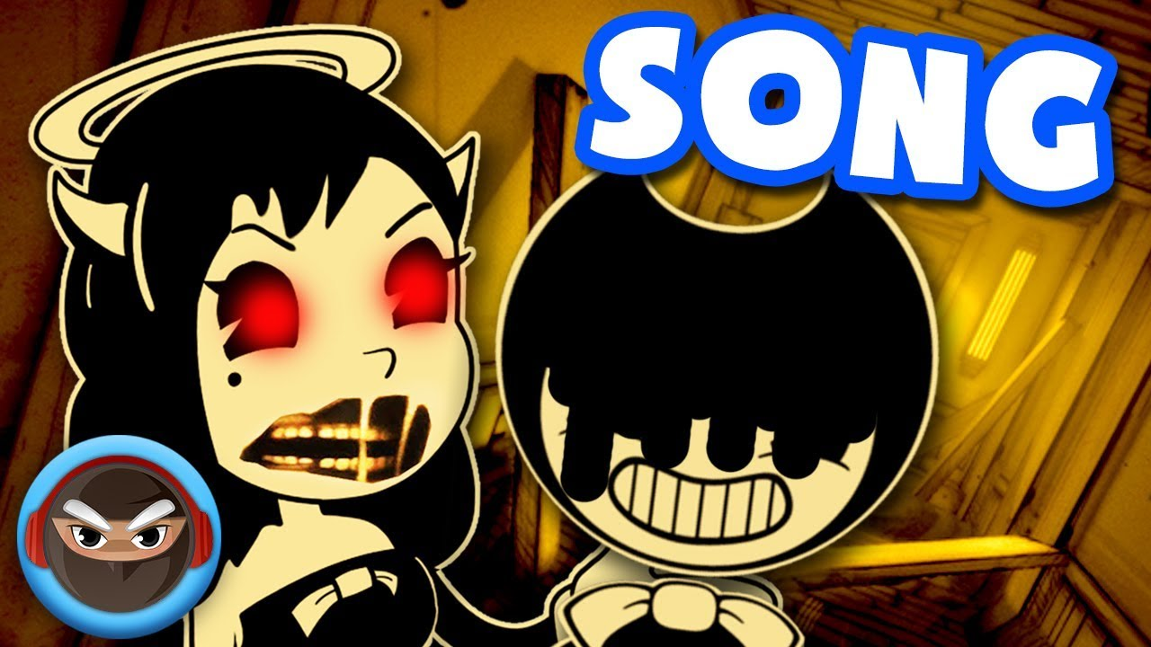 """Bendy and the Ink Machine Chapter 3 Song """"ANOTHER CHAPTER ..."""
