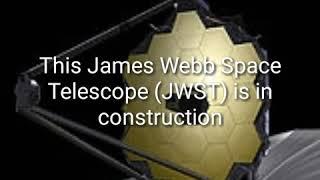 James webb space telescope information