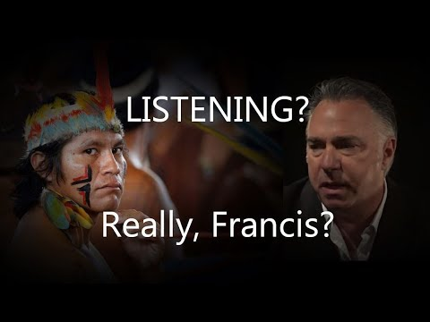 AMAZON SYNOD: Is It Racist?