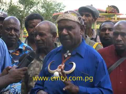 Sepik Chiefs Disappointed With Cancellation Of Grand Chief Sir Michael Somare's Farewell
