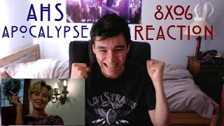 American Horror Story: Apocalypse 8x06 - Reaction