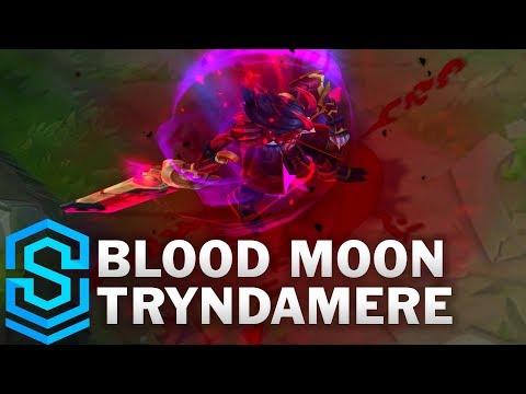 Blood Moon Tryndamere Skin Spotlight - Pre-Release - League of Legends