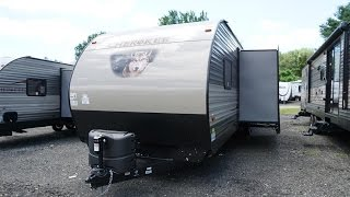 2015 Cherokee ACKT 36P Bunkhouse Travel Trailer