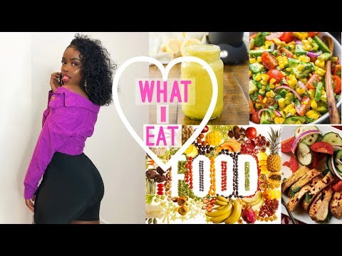 What I Eat In A Day To LOSE WEIGHT! thumbnail