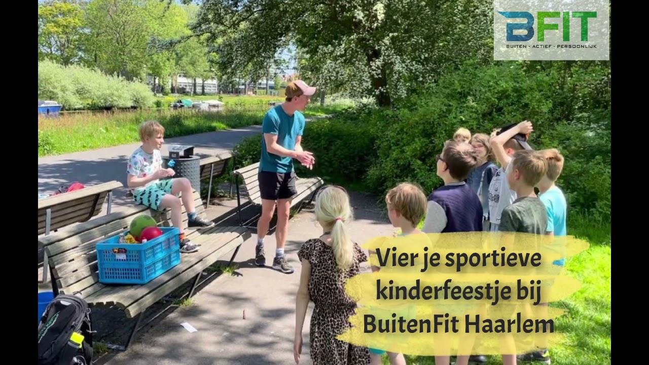 Kinderfeestje Haarlem - Organiseer een te gek kinderfeestje in Haarlem! - maxresdefault