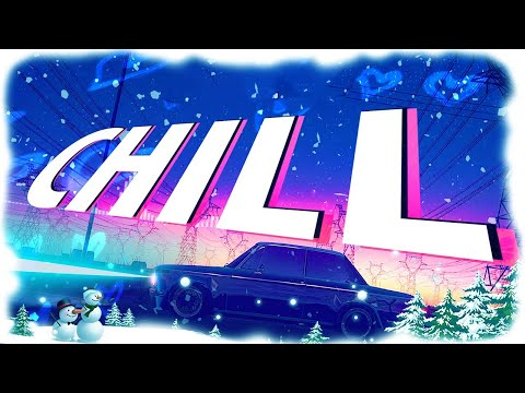 Lofi jazzhop chillhop radio -  music beats to chill ❄️ hot cocoa ☕️